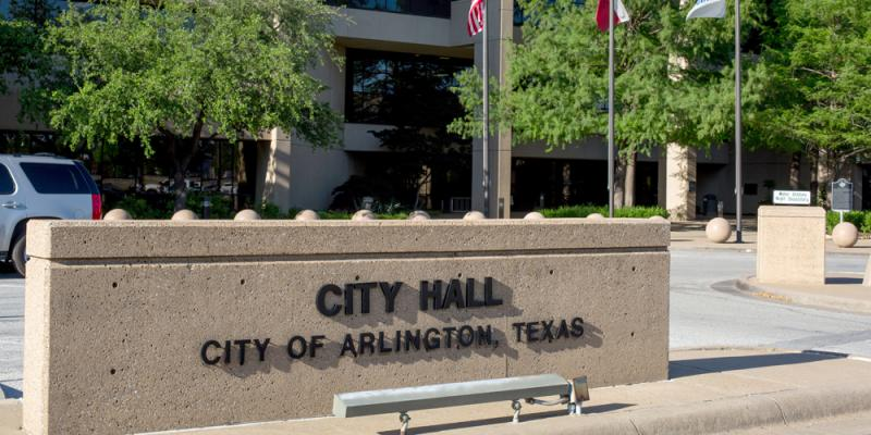 Arlington City Hall